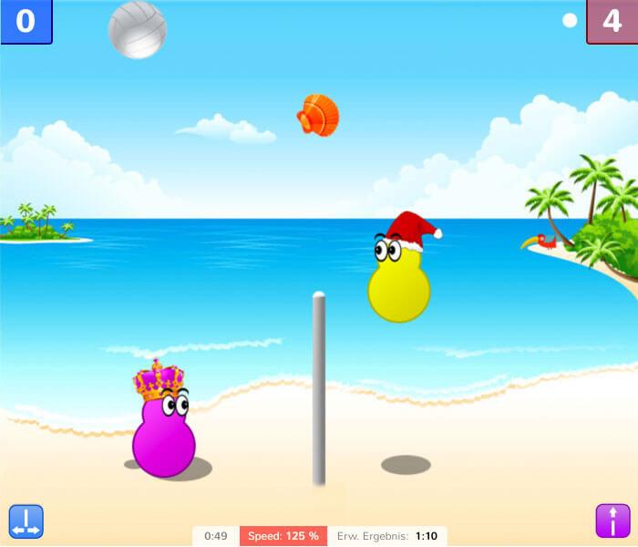 Blobby Volley Online